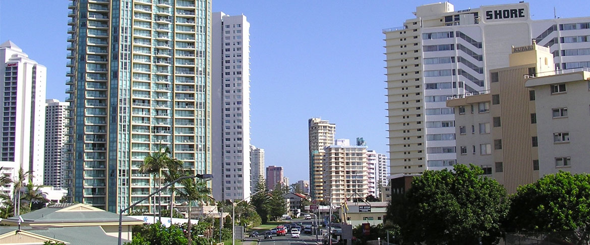 Gold Coast Low Density High Rise